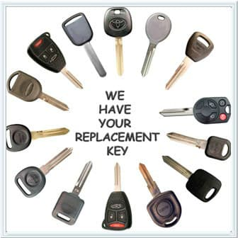 Car Keys Replacement Santee CA
